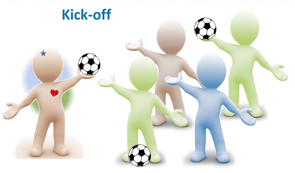 Kick-off-Veranstaltung Jahresauftakt - SL Beziehungsarbeit