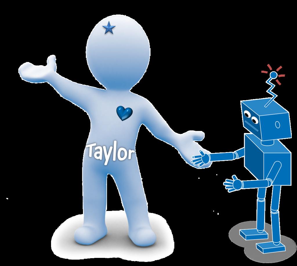 Maskottchen Taylor - SL Beziehungsarbeit - SL System(at)ische Lösungen